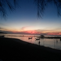 Sunset on Koh Samui