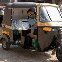 Ashok - Rickshaw-driver