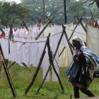 Indische Wäscherei