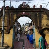 Fort Cochin - Brahman Street