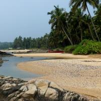 Paradise like beach