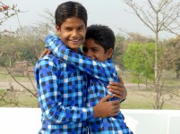 Brothers at heart - Anshu and MIntu