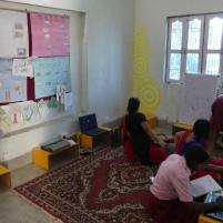 School - computer lab