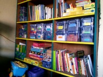 School - Organisation!