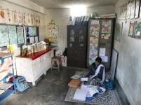 School - science room